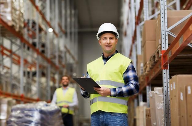 3PL warehouse storage